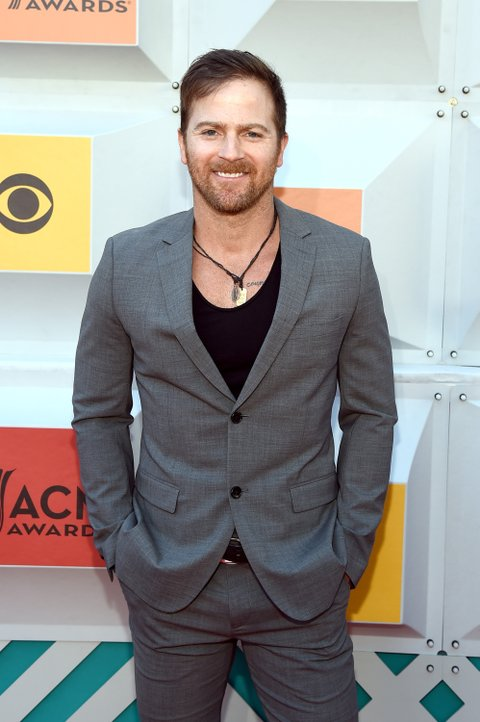 LAS VEGAS, NEVADA - APRIL 03: Recording artist Kip Moore attends the 51st Academy of Country Music Awards at MGM Grand Garden Arena on April 3, 2016 in Las Vegas, Nevada.