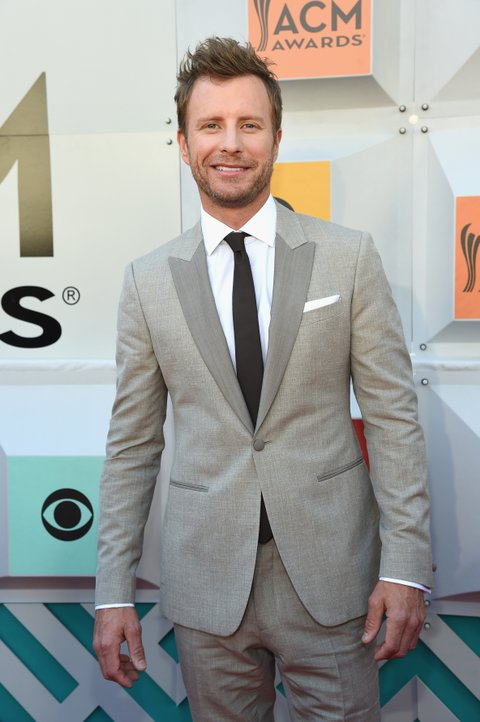 LAS VEGAS, NEVADA - APRIL 03:  Co-host Dierks Bentley attends the 51st Academy of Country Music Awards at MGM Grand Garden Arena on April 3, 2016 in Las Vegas, Nevada.  (Photo by Rick Diamond/ACM2016/Getty Images for dcp)