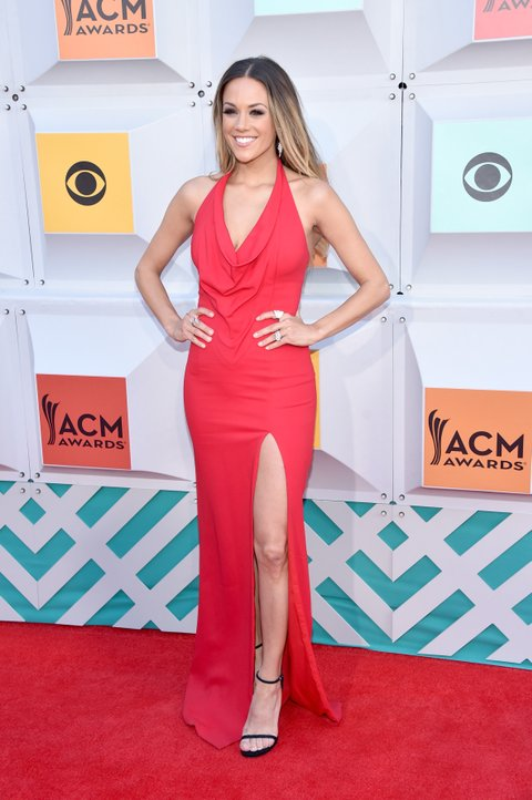 LAS VEGAS, NEVADA - APRIL 03:  Singer Jana Kramer attends the 51st Academy of Country Music Awards at MGM Grand Garden Arena on April 3, 2016 in Las Vegas, Nevada.  (Photo by John Shearer/WireImage)