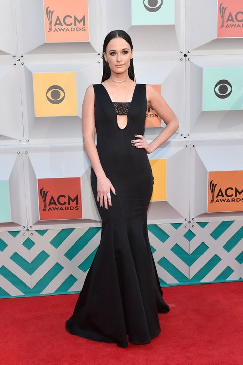 LAS VEGAS, NEVADA - APRIL 03:  Singer Kacey Musgraves attends the 51st Academy of Country Music Awards at MGM Grand Garden Arena on April 3, 2016 in Las Vegas, Nevada.  (Photo by David Becker/Getty Images)