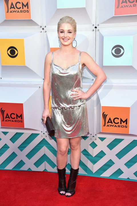LAS VEGAS, NEVADA - APRIL 03:  Singer Maggie Rose attends the 51st Academy of Country Music Awards at MGM Grand Garden Arena on April 3, 2016 in Las Vegas, Nevada.  (Photo by John Shearer/WireImage)