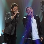 It's a big week for Nick Jonas, whose new album Last Year Was Complicated, just debuted at No. 2 on the all-genres Billboard 200 chart. And it's a big week for Jonas and his friend Thomas Rhett becaus...