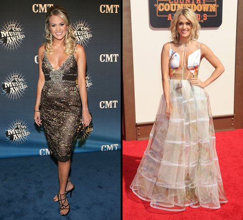 Carrie Underwood 2006-2016