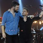 With their chemistry onstage, it may look like Rob Thomas and Charles Kelley have known each other for years. In reality, they first met during rehearsals for their new episode of CMT Crossroads premi...