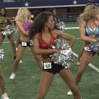 Dallas Cowboys Cheerleaders: Making The Team Season 11 premieres Thursday (Aug. 25) at 9 p.m. ET/PT. And, we are over-the-moon excited to share a few snippets from the season.