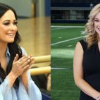 First, Kellie Pickler makes a surprise visit to Training Camp to learn some moves and share insight into how she handles being in the spotlight. Fun fact: Kellie cheered in high school, so she's bound...