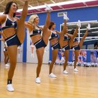 In this episode, the new candidates' eyes are opened as they get a taste of what it is to be a DCC. As girls struggle to learn the dances, the reality of making it to the big time, sets in. Also, DCC ...