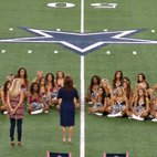 On tonight's season finale of Dallas Cowboys Cheerleaders: Making The Team, airing Oct. 13 at 9 p.m. ET/PT, we'll finally find out who made the final cut. So many questions will be answere...