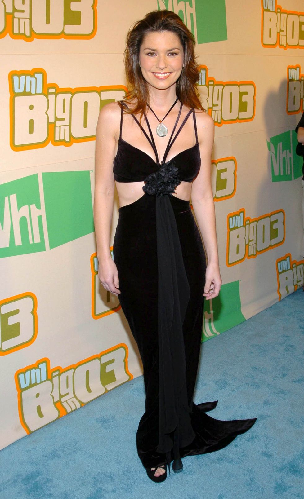 Shania Twain (Photo by KMazur/WireImage for VH-1 Channel - New York)