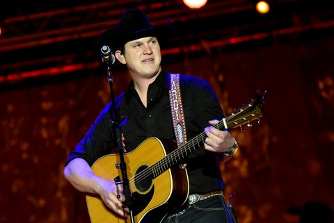 NASHVILLE, TN - FEBRUARY 24:  Jon Pardi performs onstage at New Faces of Country Music Dinner & Performance - Sponsored by ACM & St. Jude Children's Research Hospital | Performances Powered by Live Nation during CRS 2017 - Day 3 on February 24, 2017 in Nashville, Tennessee.  (Photo by Rick Diamond/Getty Images for CRS)
