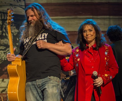 Jamey Johnson, Loretta Lynn