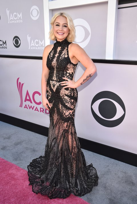 LAS VEGAS, NV - APRIL 02:  Recording artist RaeLynn attends the 52nd Academy Of Country Music Awards at Toshiba Plaza on April 2, 2017 in Las Vegas, Nevada.  (Photo by Kevin Mazur/ACMA2017/Getty Images for ACM)