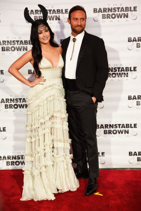 LOUISVILLE, KY - MAY 05:  Kacey Musgraves and Ruston Kelly attends the 29th Barnstable Brown Kentucky Derby Eve Gala on May 5, 2017 in Louisville, Kentucky.  (Photo by Stephen J. Cohen/Getty Images)