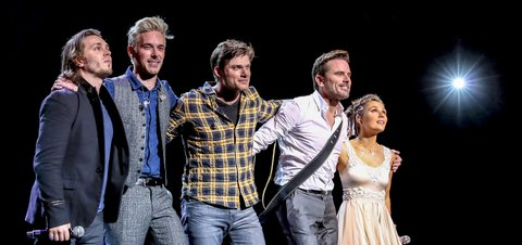 Nashville in Concert Full Cast_Photo Credit Christie Goodwin