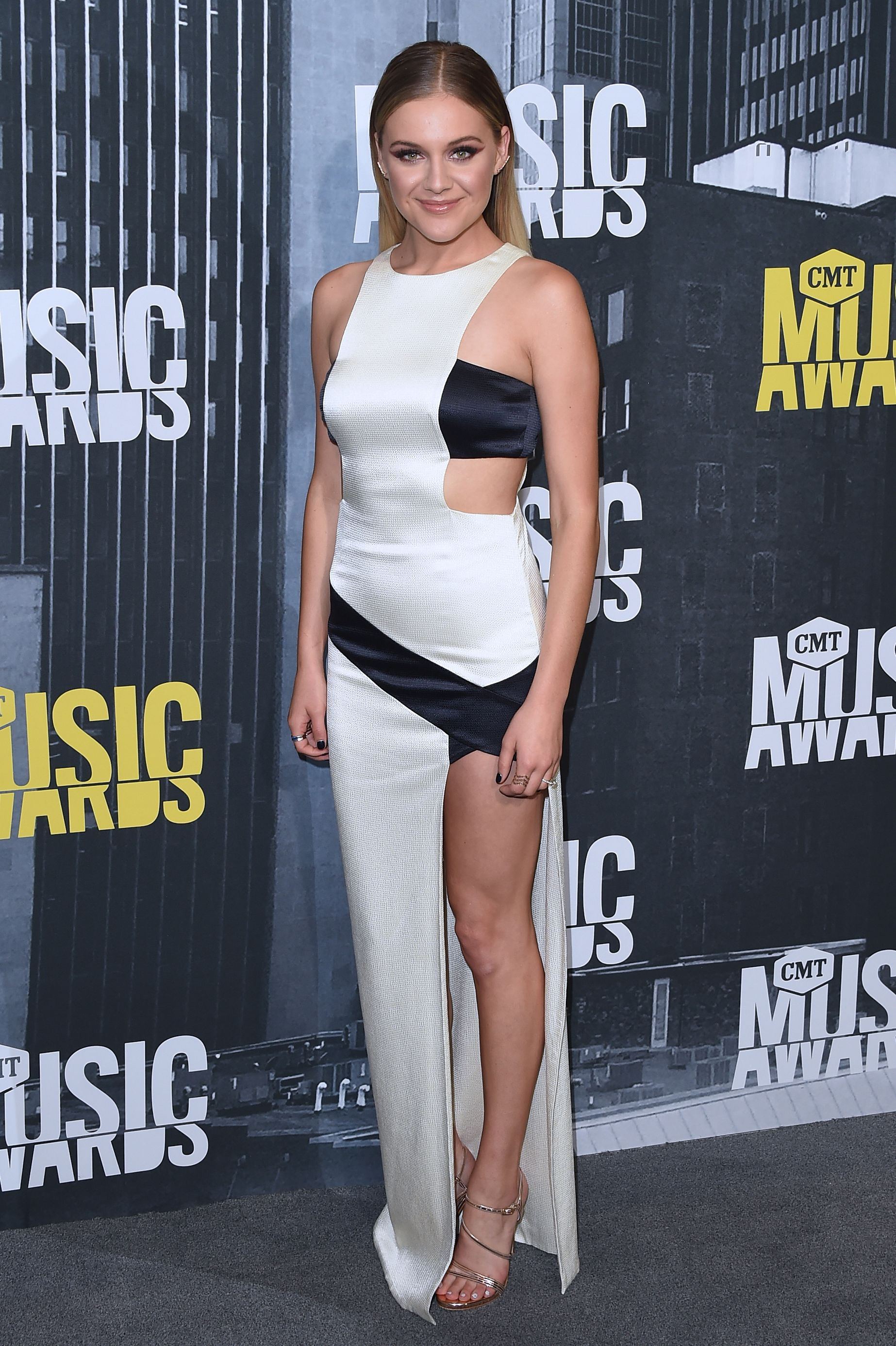 Best Dressed Women On The 2017 Cmt Music Awards Red Carpet